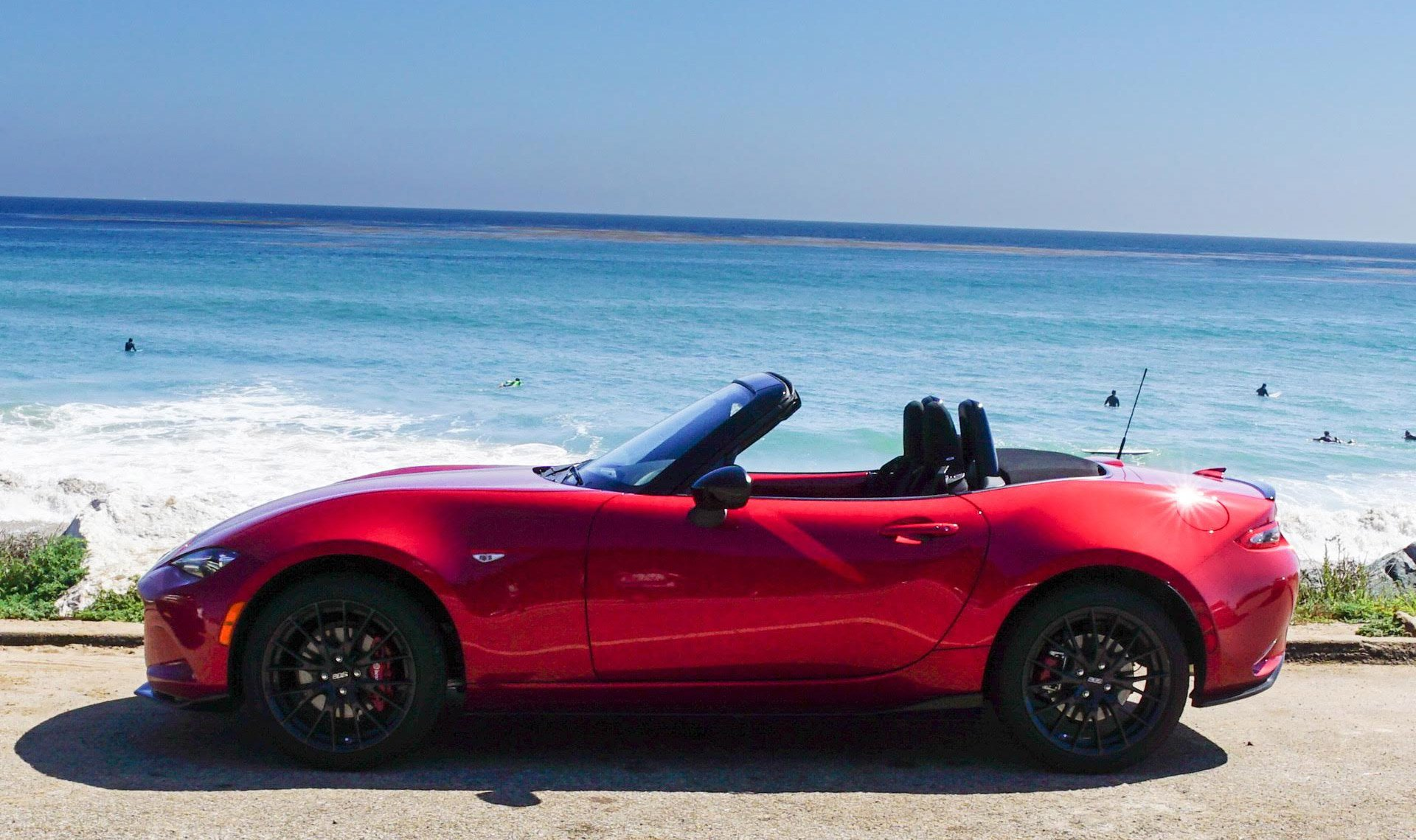 Eye candy 2016 mazda mx 5