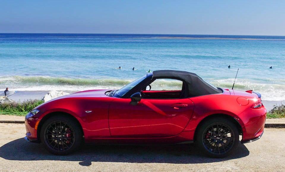 Eye Candy: 2016 Mazda MX-5