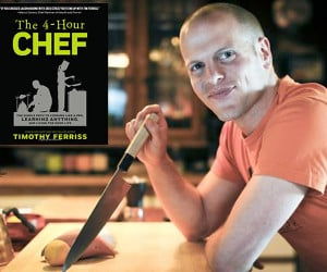 Free: 'The 4-Hour Chef' Audiobook