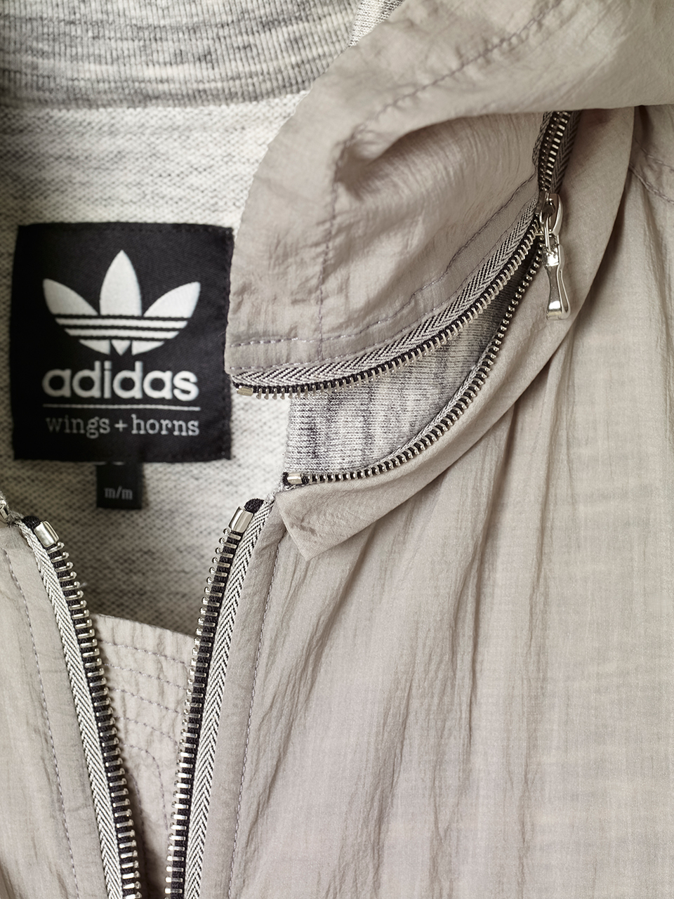 Adidas x Wings + Horns Team Bomber