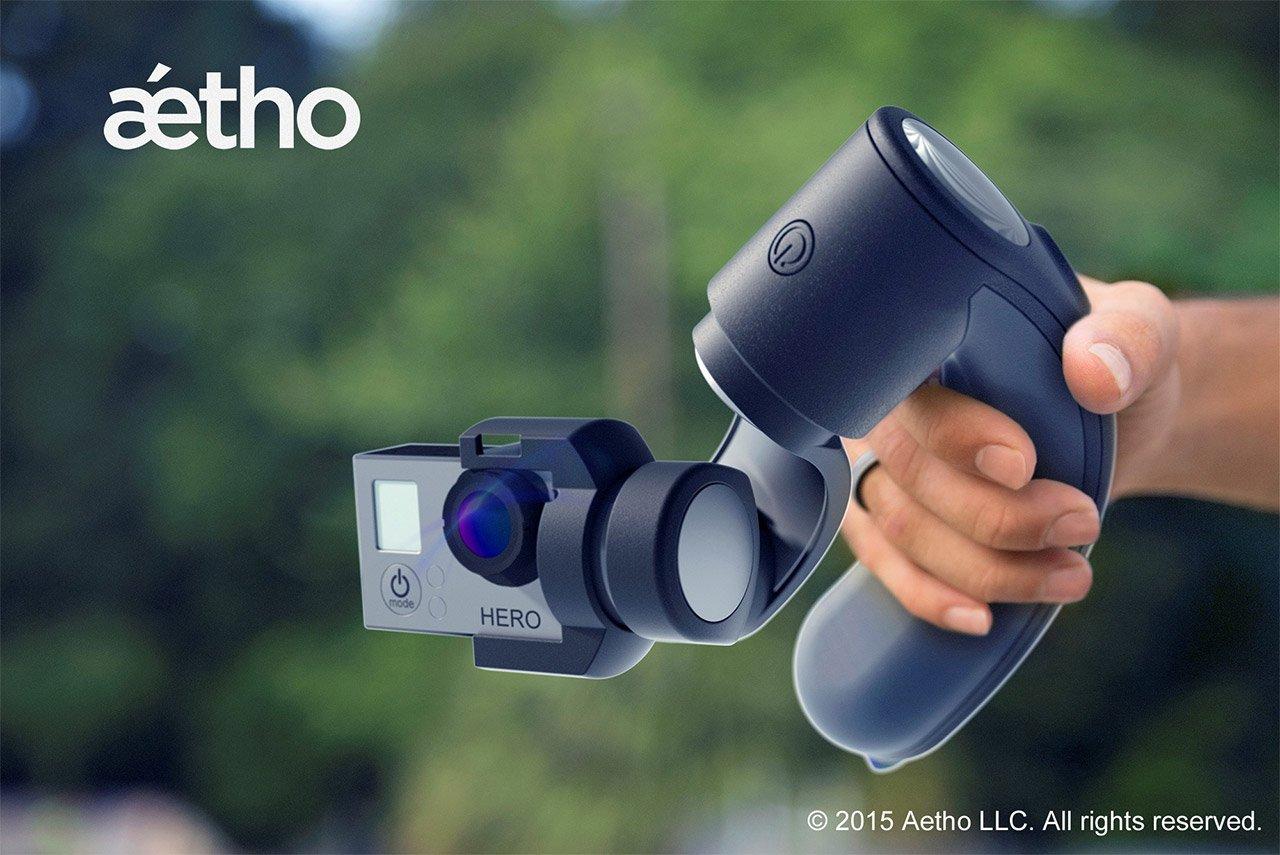 Aétho GoPro Video Stabilizer