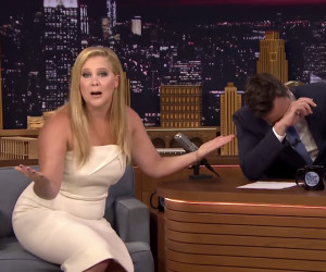 Amy Schumer Pranks Katie Couric