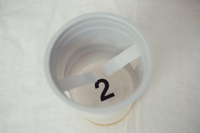 Beer Pong Slip Cup