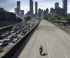 Best of The Walking Dead VFX Reel
