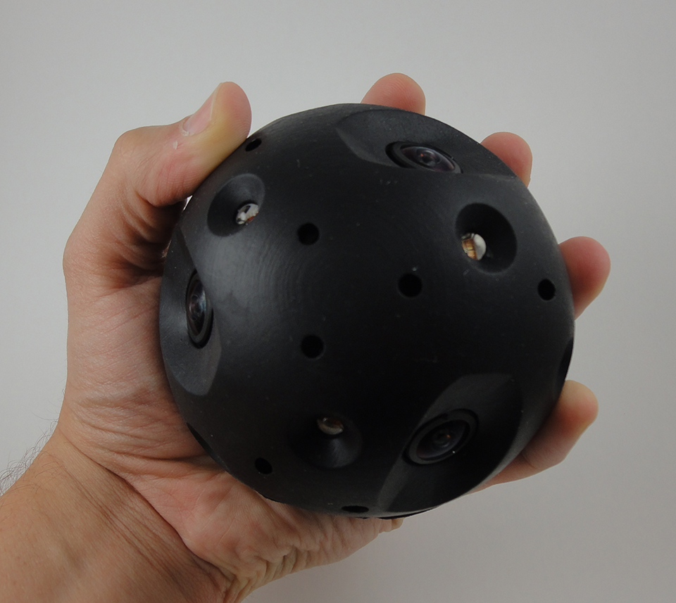 Explorer 360º Tactical Camera