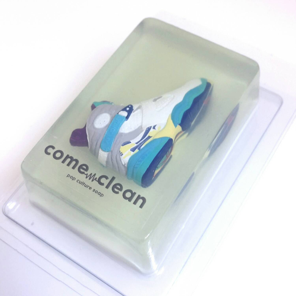 Come Clean Sneaker Soaps