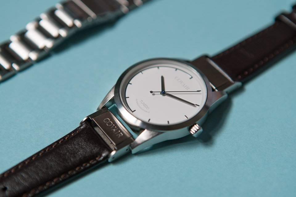 Covair Interchangeable Watch System