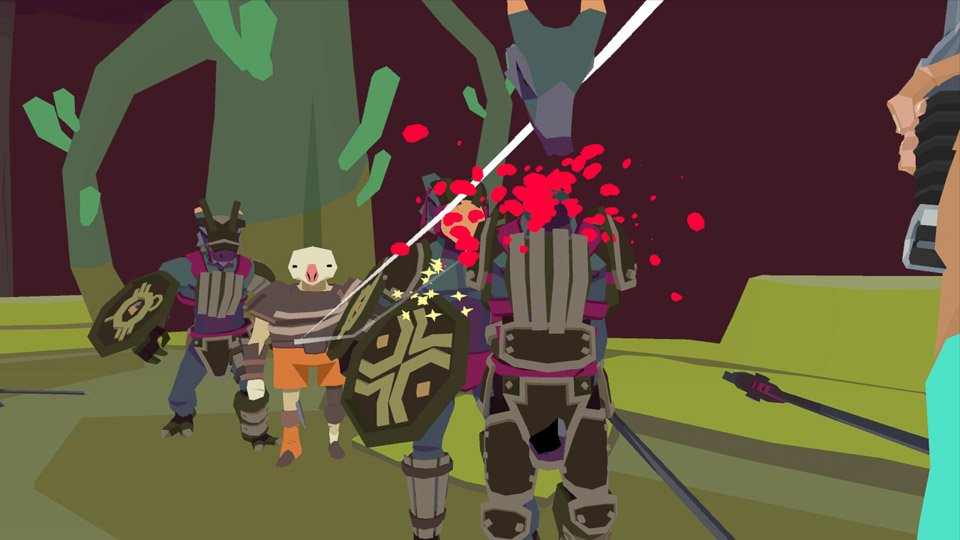 Dad by the Sword (Trailer)