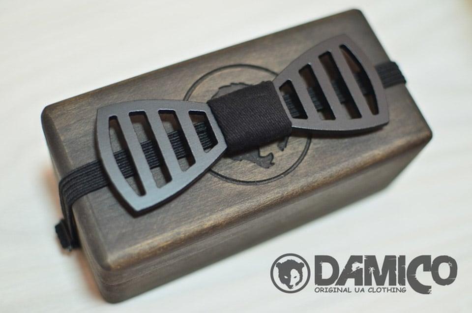 Damico Aluminum Bow Ties