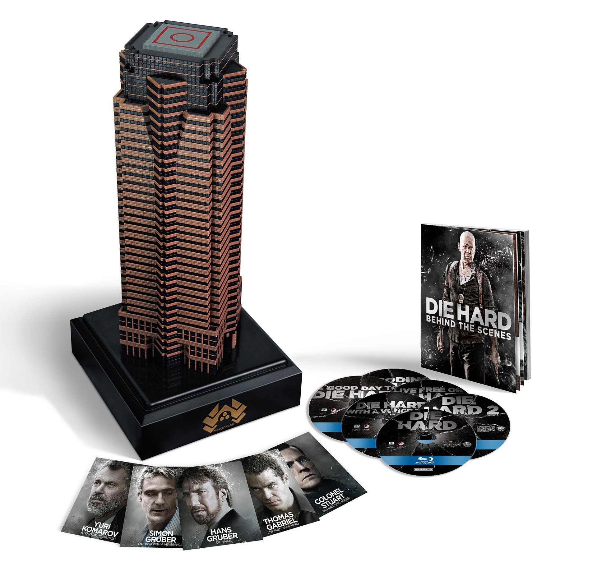 Die Hard Nakatomi Plaza Collection