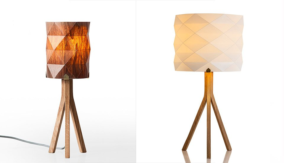 Folded Lighting Collection