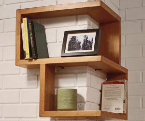Franklin Corner Shelf