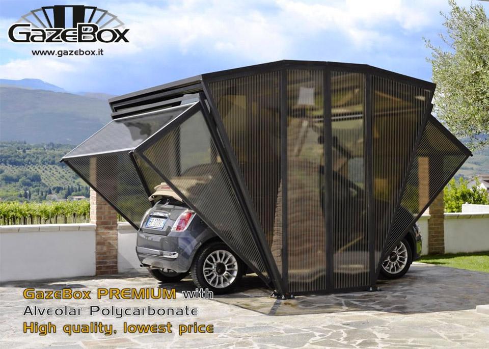 The GazeBox