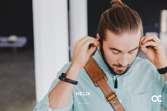 Helix Bluetooth Earphones
