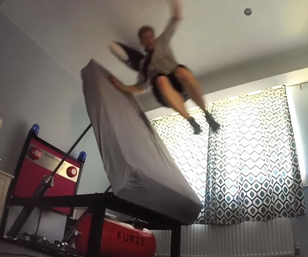 The High-Voltage Ejector Bed