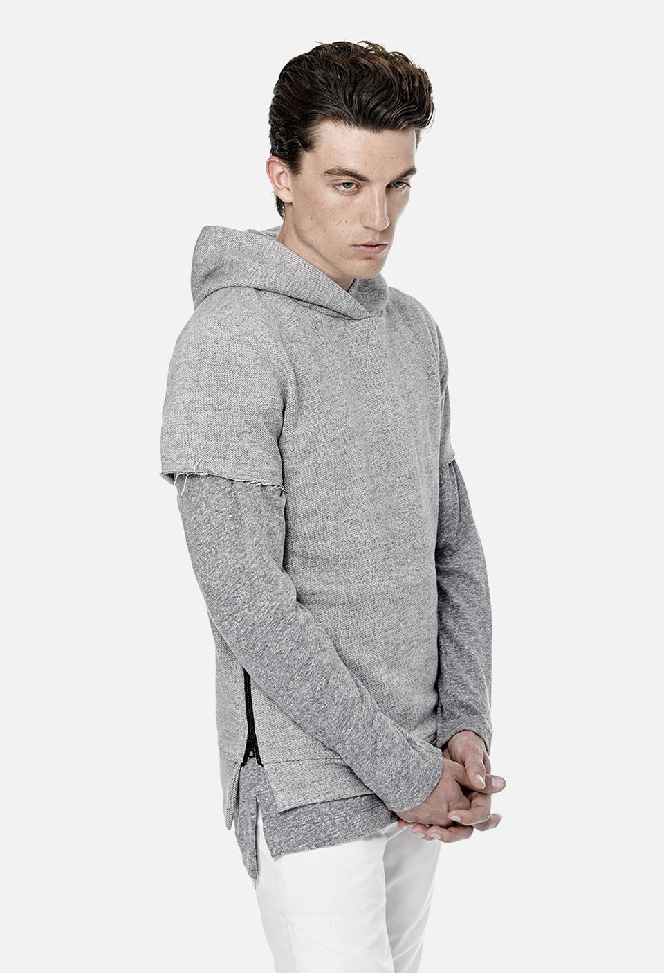 John Elliott Villain Sweatshirts The Awesomer
