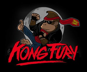 Kong Fury T-Shirt