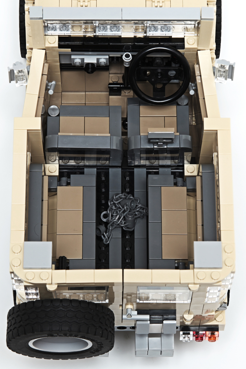 LEGO Toyota Land Cruiser Concept