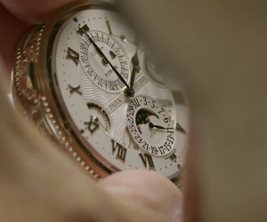 Making a Patek Philippe