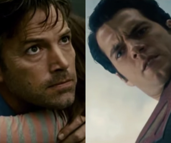 Man of Steel x Batman v Superman