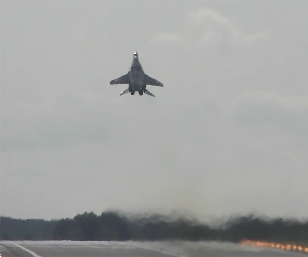 MiG Goes Vertical