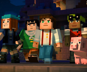 Minecraft: Story Mode (Trailer)