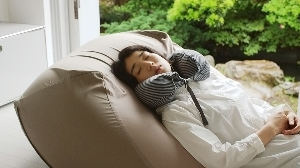 Muji Well Fitted Neck Cushion