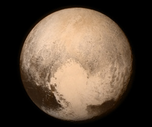 NASA: New Horizons Pluto Flyby