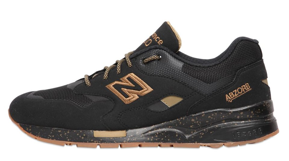 New Balance 1600 Bronze/Black
