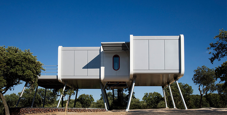 NOEM Spaceship Home