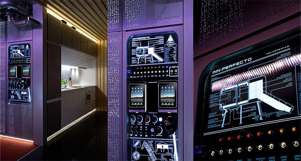 NOEM Spaceship Home