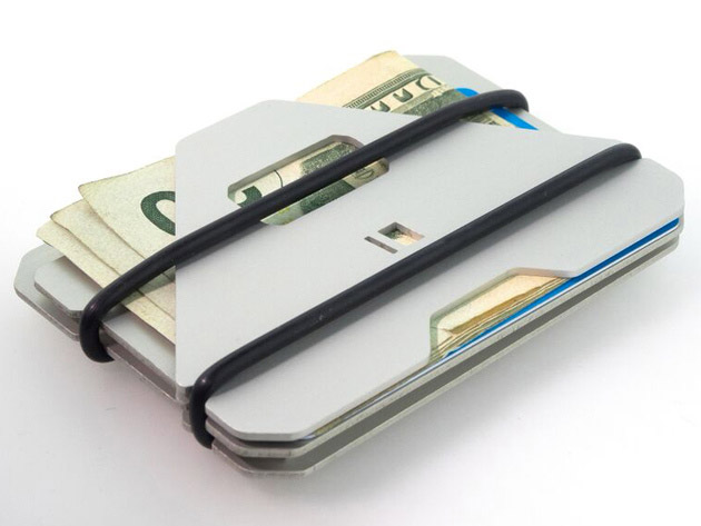 Deal: A3 Aluminum Wallet