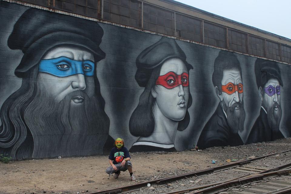 Owen Dippie's Masked Quartet