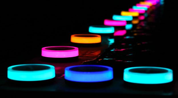 Playbulb Solar Garden Lights