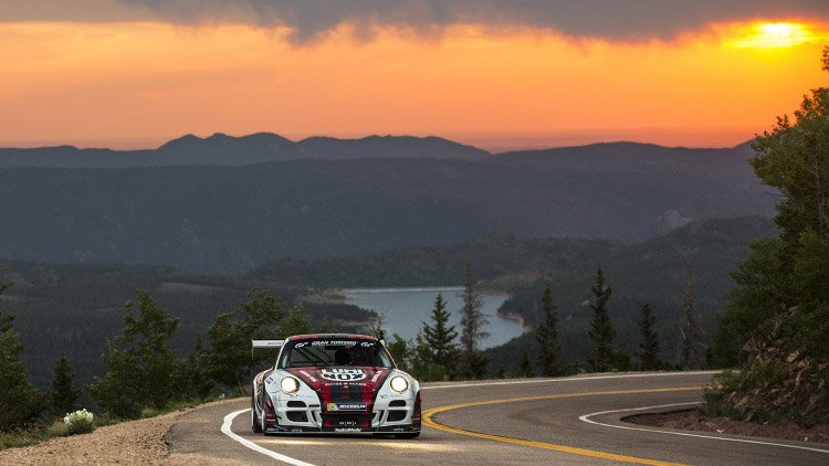 Pikes Peak Hill Climb in 4K