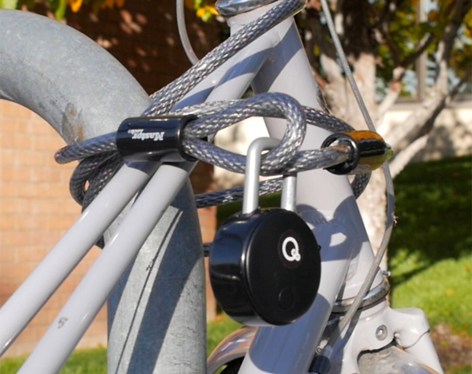 Deal: QuickLock Smart Padlock