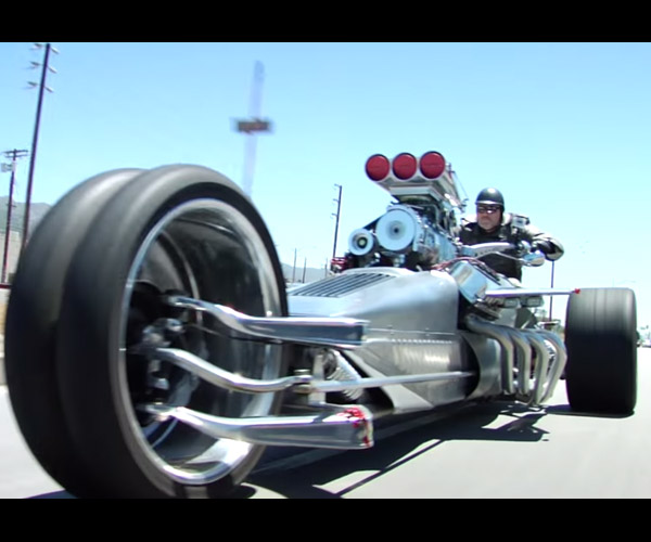 The Rocket II Trike