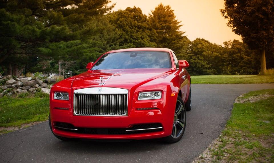Rolls-Royce Wraith St. James Ed.