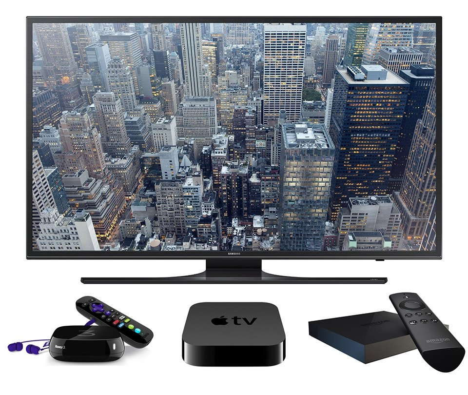 Win: Samsung 4K TV & Media Player