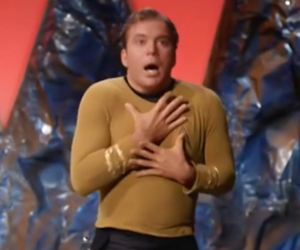 Shatner: Common People