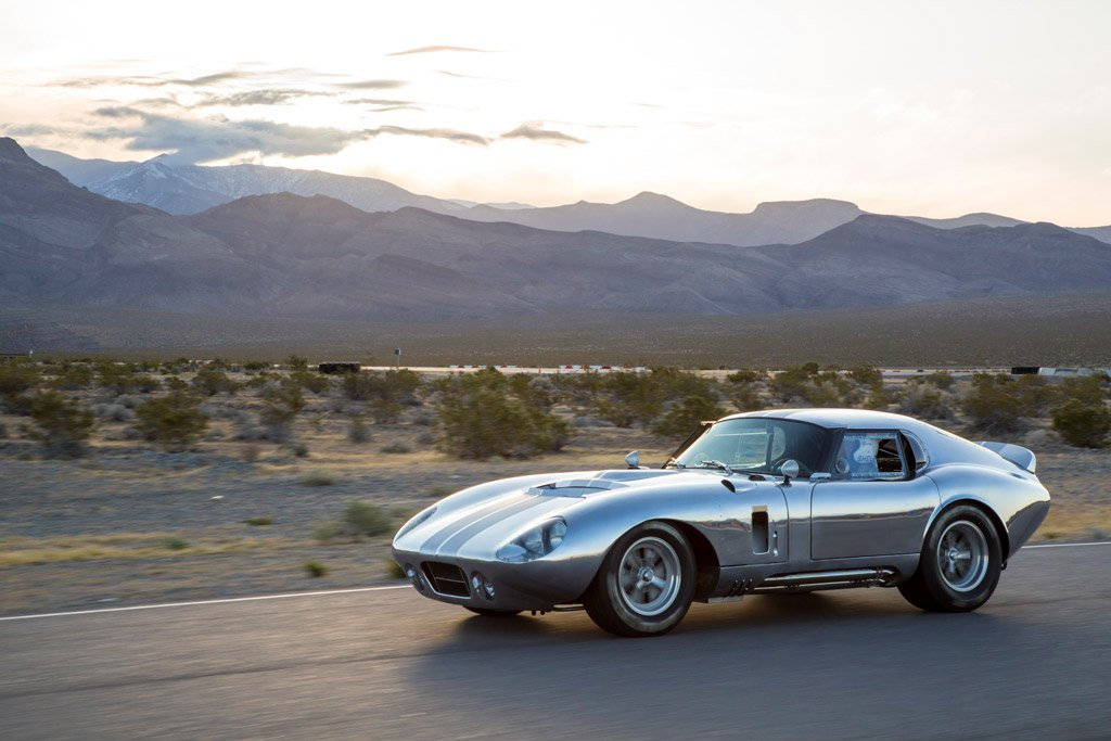 Shelby Daytona Cobra Coupe Replicas