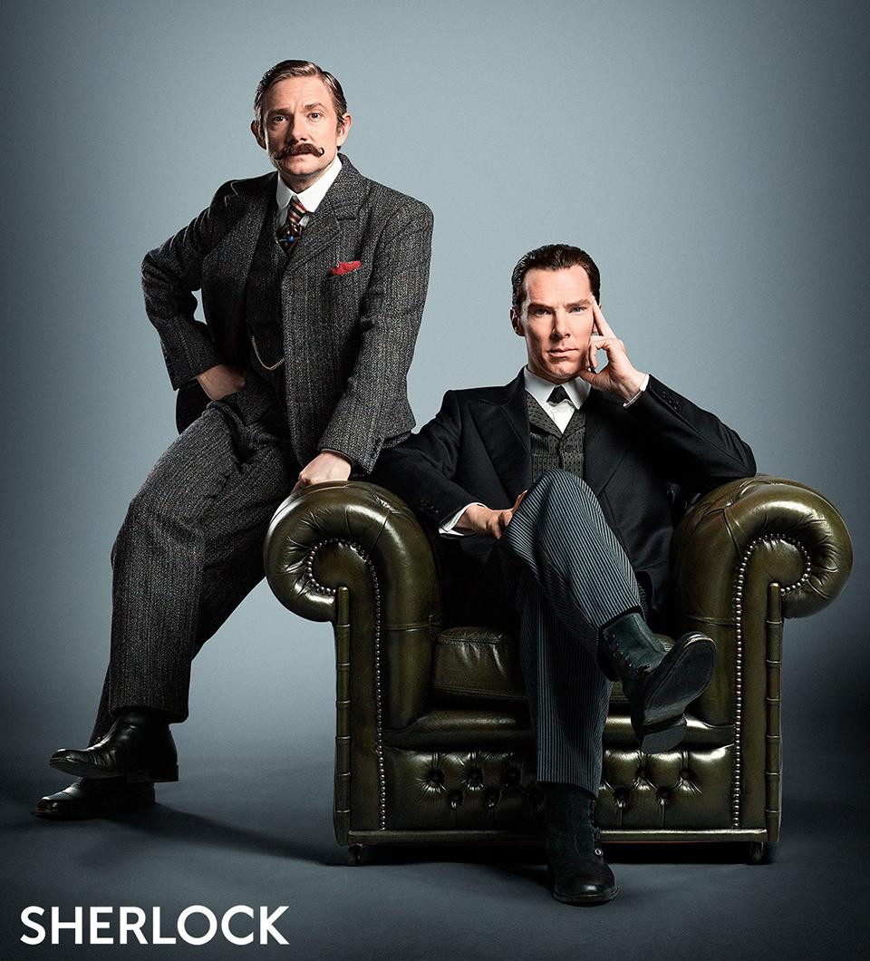 Sherlock: Victorian Special