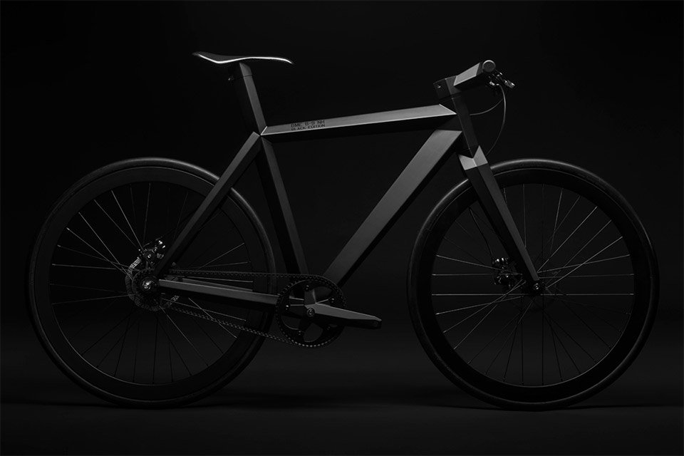 B-9 NH Urban Stealth Bike