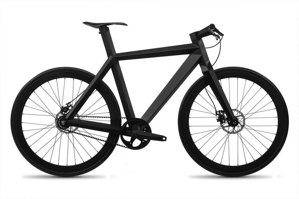 B 9 Nh Urban Stealth Bike The Awesomer
