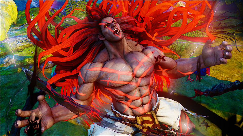 Street Fighter V: Necalli