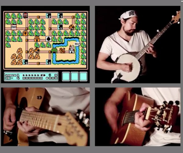 Super Mario Bros. 3 Sound FX