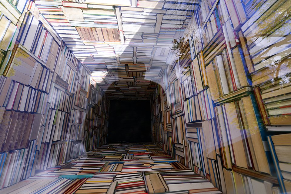 Buried Library