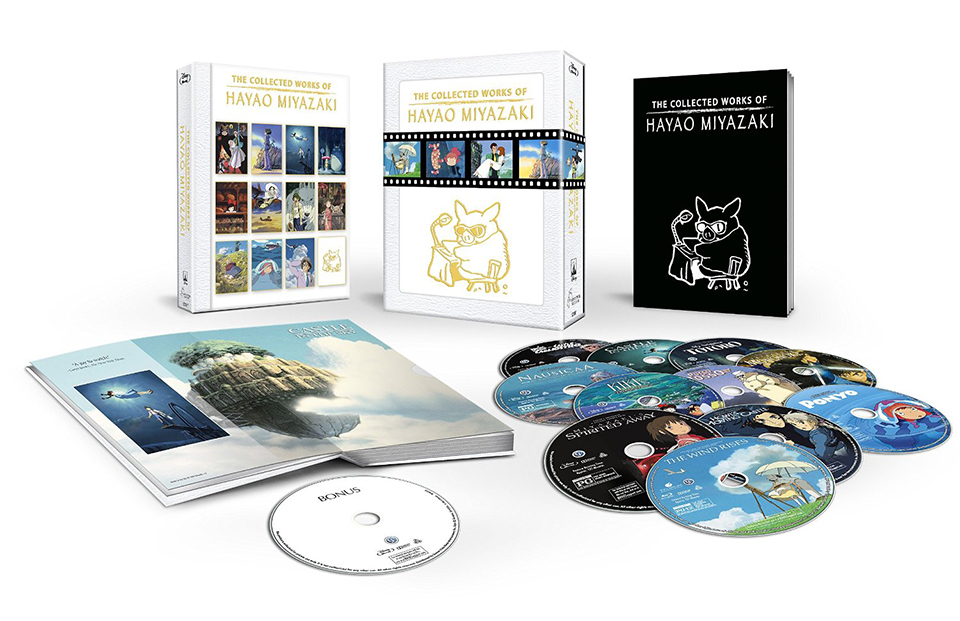 The Collected Works of Hayao Miyazaki