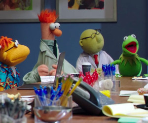 The Muppets: First Look