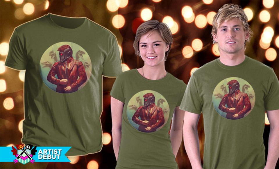 The Raptor 5 T-Shirt